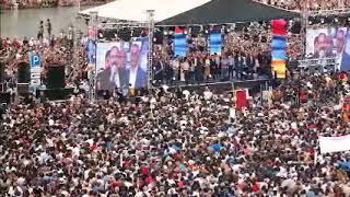 Никол Пашинян на митинге  объявил о конституционном кризисе в Армении