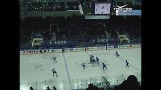 """ХК """"Лада"""" проиграл в последнем матче чемпионата КХЛ"""