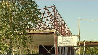 Старая-новая больница: в посёлке Высоком реконструируют медучреждение