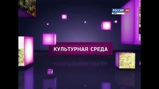 «ВЕСТИ. Культура — Культурная среда» 16.05.18