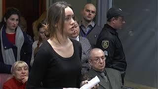 Заседание суда по делу о ДТП на Сумской 6 марта
