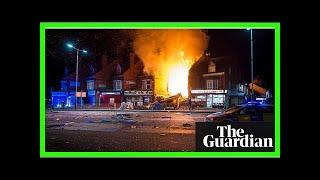 The explosion in Leicester saw the police major incident statement- News Today