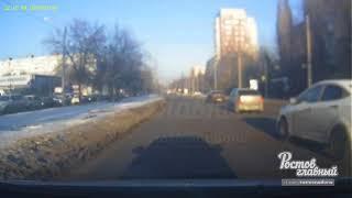 ДТП на Вятской 6.3.2018 Ростов-на-Дону Главный