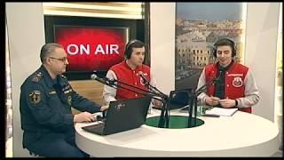 """Программа """"Первая студия"""" от 27.03.18: Трагедия в Кемерово"""