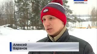 Лесозаготовители Костромской области осваивают новую современную технику