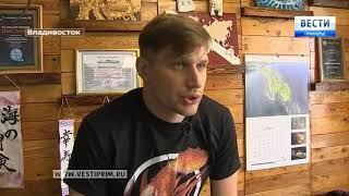 «Вести: Приморье. Интервью» с Алексеем Кондратюком