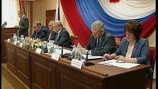 судьи региона провели совещание по результатам работы 2017 года