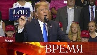 Из Вашингтона звучат новые обвинения в адрес Москвы, причем обвинения устремлены в будущее.