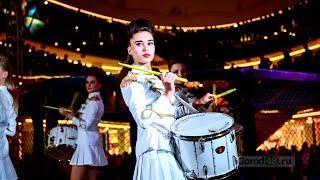 Я могу играть на барабане