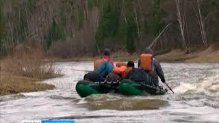 Двое суток в Курагинском районе на реке Туба спасатели ищут рыбака