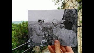 По местам исторических фотографий