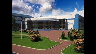 Новый Ледовый дворец в Ставрополе. Как назовем?