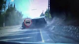 ДТП на трассе Алушта - Ялта