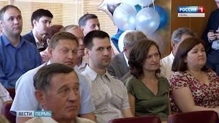 С 55-летним юбилеем ПНИТИ поздравили представители правительства и депутатского корпуса
