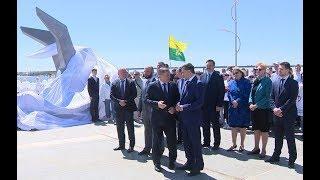В Волгограде открыли новую набережную