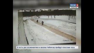В Чебоксарах мужчина напал на пожилую женщину и отобрал у неё сумку