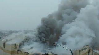 Пожар в Кемерове: Кубань скорбит по погибшим вместе со всей Россией