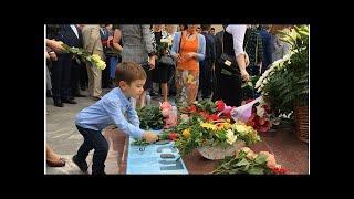 Беслан, Норд-Ост, Домодедово: в России вспоминают погибших от рук террористов. ФАН-ТВ