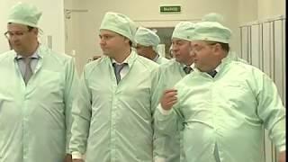 Глава Объединенной авиастроительной корпорации Юрий Слюсарь посетил Ярославскую область