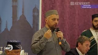 Коллективный ифтар в Нижнем Новгороде
