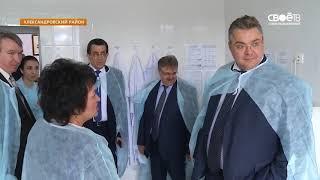 Губернатор Ставрополья посетил отремонтированные соцобъекты Александровского района