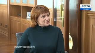«Вести: Приморье. Интервью»: В Приморье принят революционный закон