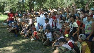 ОНФ провёл всероссийскую акцию для детей Кочубеевского района.
