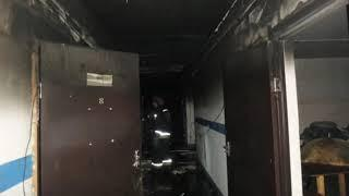 Пожар на обувном предприятии в Рыбинском районе: пострадали 5 человек