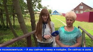 Велесь течи. с. Старое Синдрово Краснослободского района