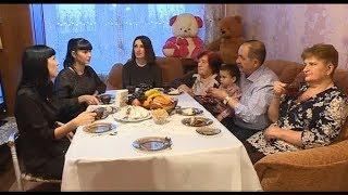 Семья в погонах - Петросян