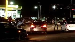 ДТП на Малиновского, двое очень тяжело пострадали