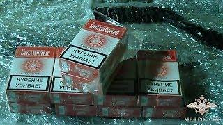 В Астрахани пресекли распространение фальсифицированной табачной продукции