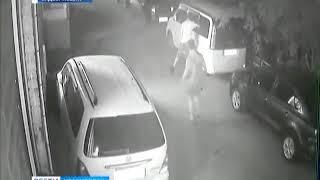 Пьяный красноярец разбил несколько припаркованных машин