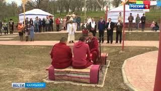 "Этнохотон ""Бумбин Орн"" открыт для гостей"