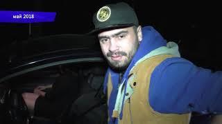 Пьяная Валерия на Кольте, Октябрьский проспект