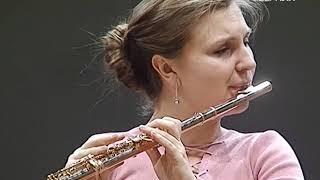 На сцене Тольяттинской филармонии выступит знаменитая флейтистка Ирина Стачинская