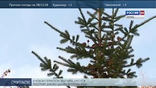 В Прикамье ожидается похолодание и сильный снег
