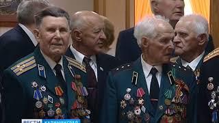 Глава региона Антон Алиханов пригласил калининградских ветеранов на чай