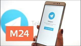 Российские пользователи потеряют доступ к интернет-мессенджеру Telegram - Москва 24