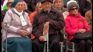 Великие женщины войны. Ветераны и блокадницы первыми услышали поздравления с 73-ей годовщиной Победы