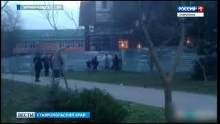 В Буденновске драку школьниц сняли на видео