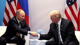 Провести саммит и успеть на футбол. Где встретятся Путин и Трамп?