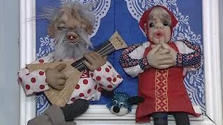 В Рыбинске открылась необычная выставка «Новогодний калейдоскоп»