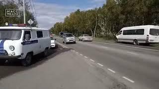 Рейсовый микроавтобус попал в ДТП на Камчатке  | Новости сегодня | Происшествия | Масс Медиа