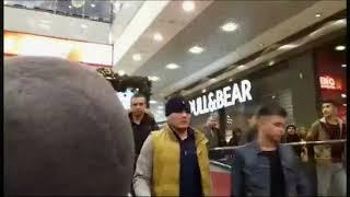 Эвакуация в Галерее Чижова Воронеж