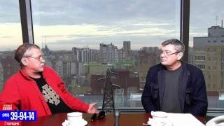 В эфире: Владимир Глухов, художник, философ