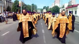 Крестный ход на День славянской письменности и культуры в Саратове