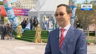 «Вести: Приморье. Интервью» с Айсеном Николаевым