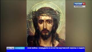 В Саранск привезли частицы шипа из Тернового венца Иисуса Христа и Креста Господа