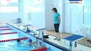 70-летняя костромичка Татьяна Багаева побила сразу два рекорда России по плаванию среди ветеранов